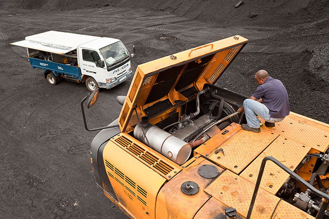 flexicom field service van